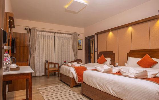 Single-Double Room